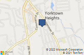 Bing Map of 251 Underhill Ave Ste B Yorktown Heights, NY 10598