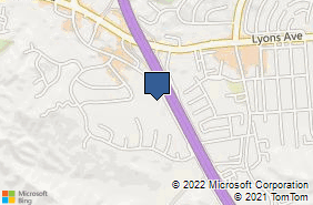 Bing Map of 25129 The Old Rd Ste 214 Stevenson Ranch, CA 91381