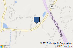 Bing Map of 2593 Route 52 Ste 2 Hopewell Junction, NY 12533