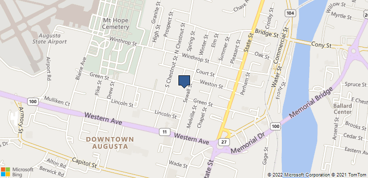 26 Sewall St  Augusta, ME, 04330 Map