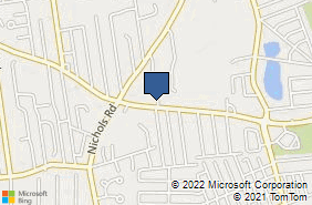 Bing Map of 267 Smithtown Blvd Ste 1 Nesconset, NY 11767