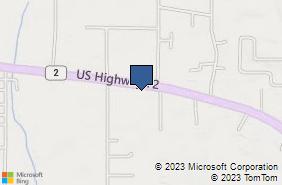 Bing Map of 26978 Us Highway 72 Ste C Athens, AL 35613