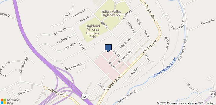27 Sandy Lane Ste 140 Lewistown, PA, 17044 Map