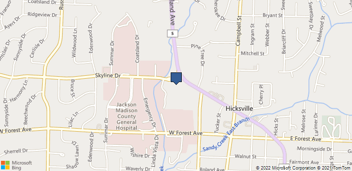 28 Medical Ctr Dr Jackson, TN, 38301 Map