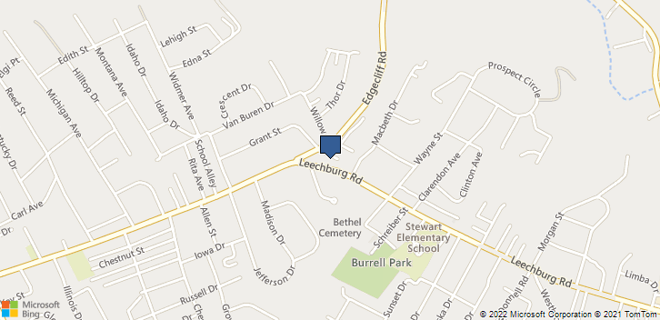 2807 Leechburg Rd Lower Burrell, PA, 15068 Map