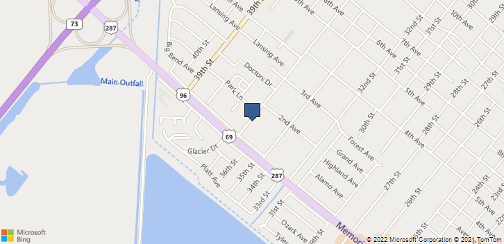 2916 36th St Port Arthur, TX, 77642 Map