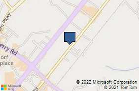 Bing Map of 2939 Old Washington Rd Waldorf, MD 20601
