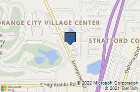 Bing Map of 2955 Enterprise Rd Ste 110 Debary, FL 32713