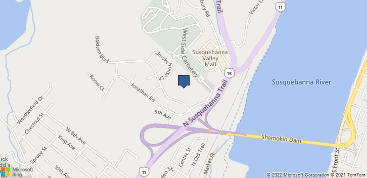 30 Baldwin Blvd Shamokin Dam, PA, 17876 Map
