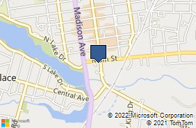 Bing Map of 300 Main St Lakewood, NJ 08701