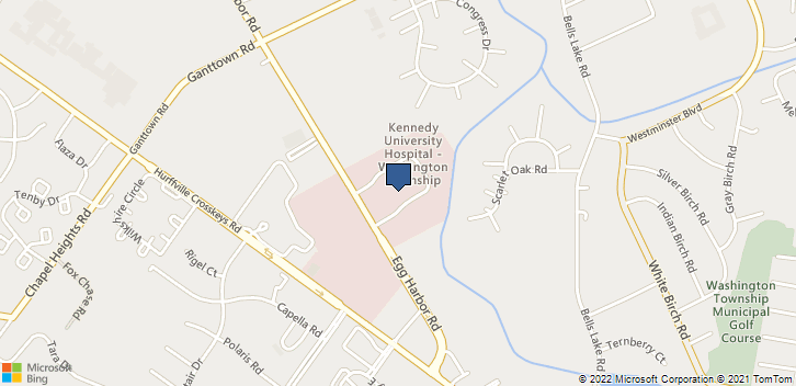 300 Medical Center Dr Sewell, NJ, 08080 Map
