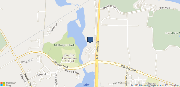 3000 N Chestnut St Chaska, MN, 55318 Map