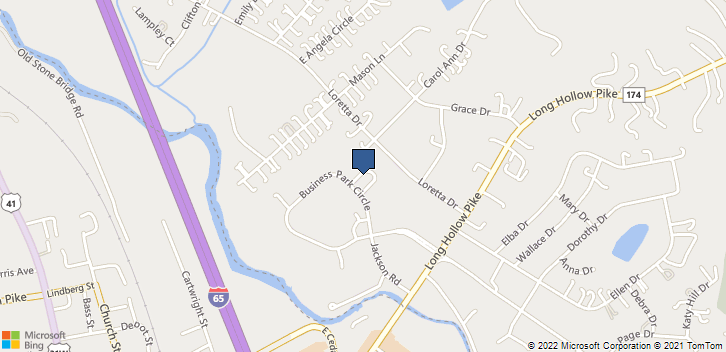 3024 Business Park Cir Goodlettsville, TN, 37072 Map