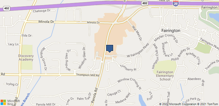 Starbucks - Panola Rd & West Fairington (UCO) - Coffee Shops ... on atlanta area, map of lithia springs ga, map of san antonio tx and surrounding area, map of athens ga and surrounding area,