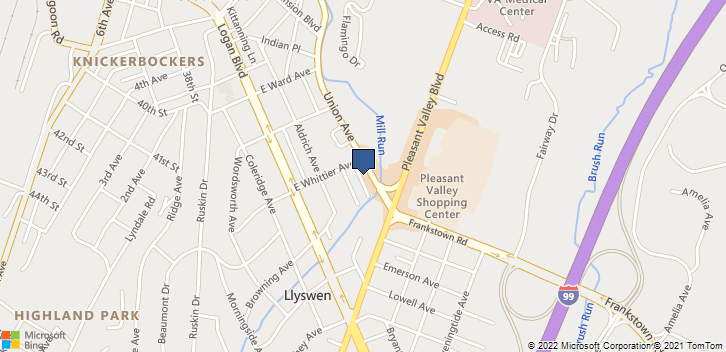 306B Union Ave Altoona, PA, 16602 Map