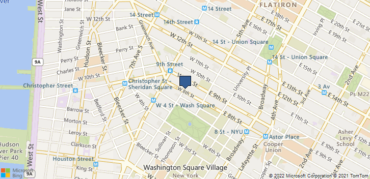 31 W 8TH St Ste 2 New York, NY, 10011 Map