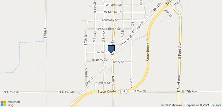 310 S. Maine Witt, IL, 62094 Map