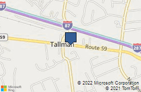 Bing Map of 321 Route 59 Unit 72 Tallman, NY 10982