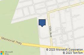 Bing Map of 33 Comac Loop Ronkonkoma, NY 11779