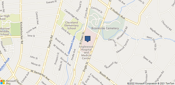 350 Engle St Englewood, NJ, 07631 Map