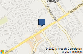 Bing Map of 3648 Fm 1960 Rd W Ste 103 Houston, TX 77068