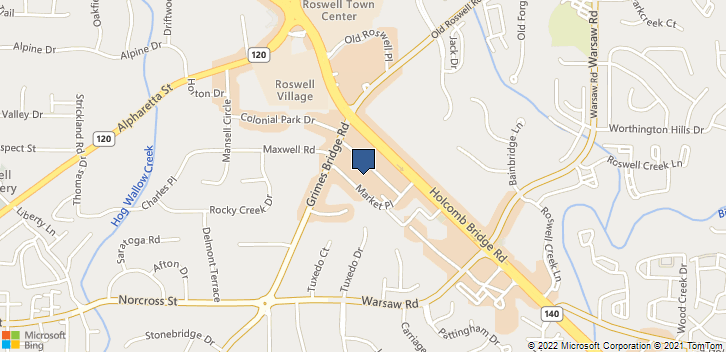 365 Market Place Roswell, GA, 30075 Map