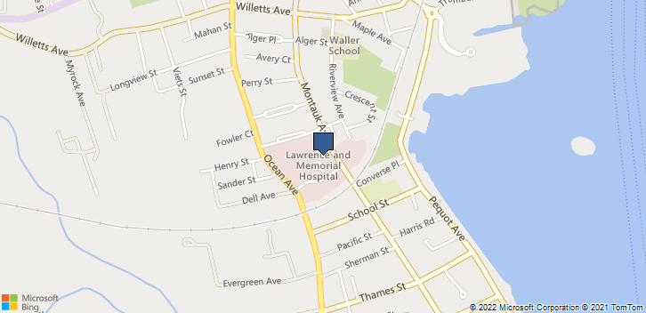 365 Montauk Ave New London, CT, 06320 Map