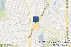 Bing Map of 3651 Main St Unit 1 Stratford, CT 06614