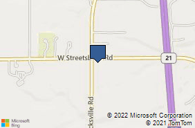 Bing Map of 3807 Brecksville Rd Ste 1 Richfield, OH 44286