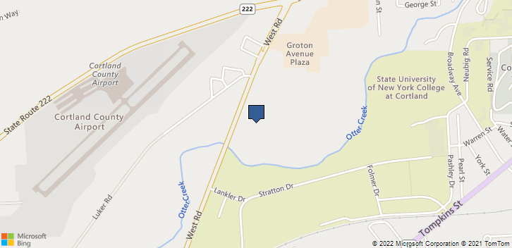 3838 West Rd Cortland, NY, 13045 Map
