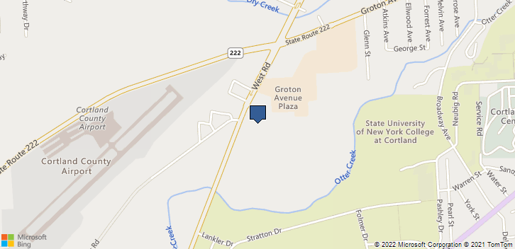 3878 West Rd Cortland, NY, 13045 Map
