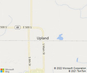 Upland Indiana Map.Mcclure Oil 11 Convenience Stores Indiana Upland 162 N Main St 46989