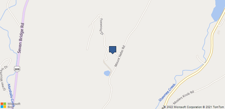 400 Mt Nebo Rd East Stroudsburg, PA, 18301 Map