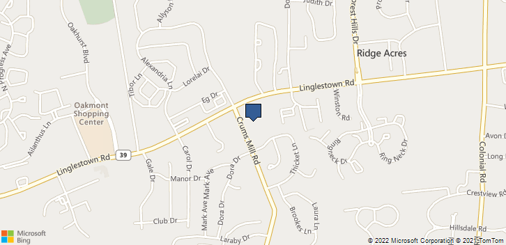 4033 Linglestown Road  Harrisburg, PA, 17112 Map