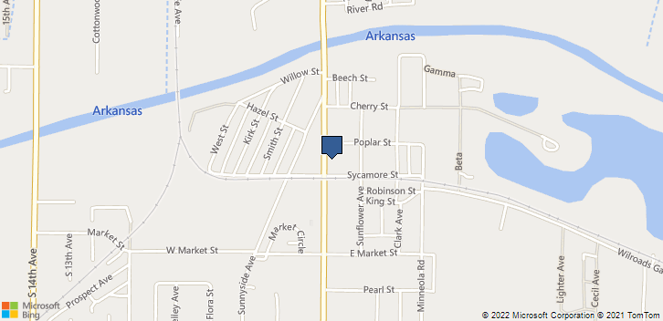 404 S 2nd Ave Dodge City, KS, 67801 Map