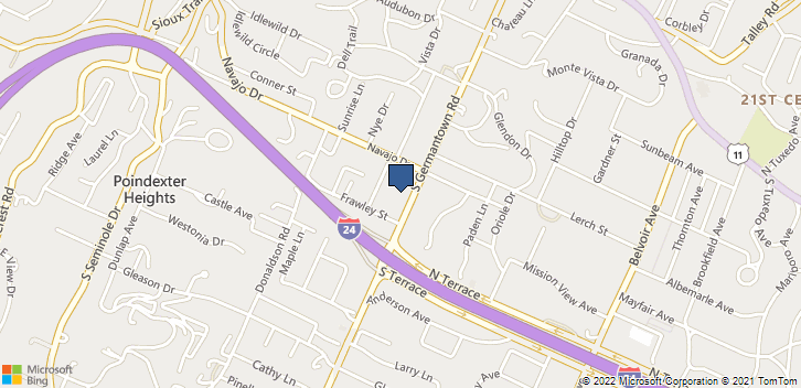 409 South Germantown Rd. Chattanooga, TN, 37411 Map