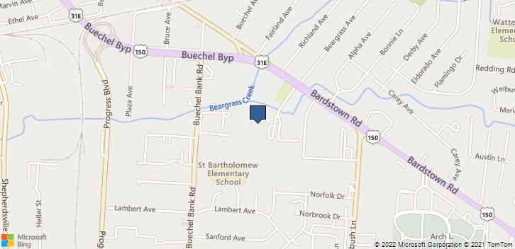 4144 Bardstown Rd Louisville, KY, 40218 Map