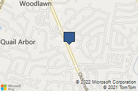 Bing Map of 421 Old Trolley Rd Summerville, SC 29485
