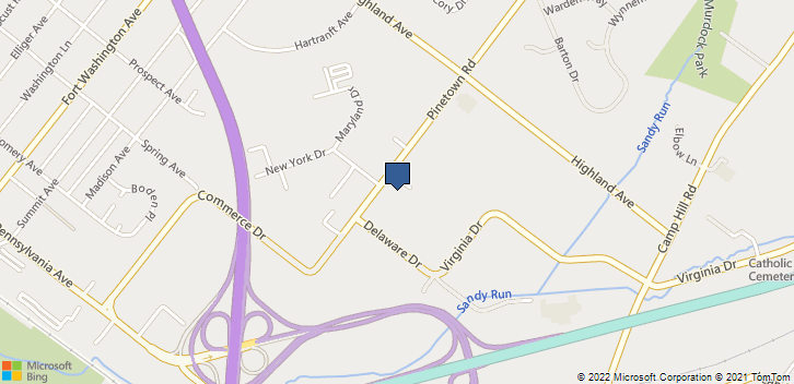 425 Commerce Dr, 150 Fort Washington, PA, 19034 Map