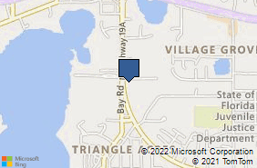 Bing Map of 4280 N Highway 19a Ste 9 Mount Dora, FL 32757