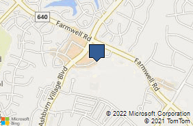 Bing Map of 44075 Pipeline Plz Ste 315 Ashburn, VA 20147