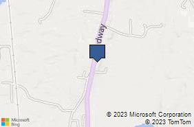 Bing Map of 449 Broadway Port Ewen, NY 12466