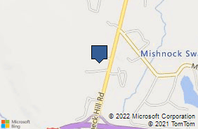 Bing Map of 45 Nooseneck Hill Rd Unit 5 West Greenwich, RI 02817