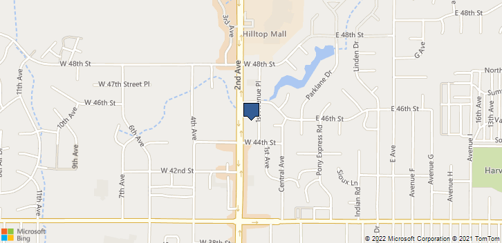 4503 2nd Ave Kearney, NE, 68847 Map