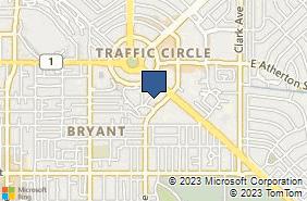 Bing Map of 4510 E Pch Hwy # 340 Long Beach, CA 90804