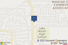 Bing Map of 4516 Boat Club Rd Ste 110a Fort Worth, TX 76135