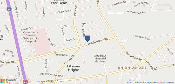 4824 Londonderry Rd Harrisburg, PA, 17109 Map