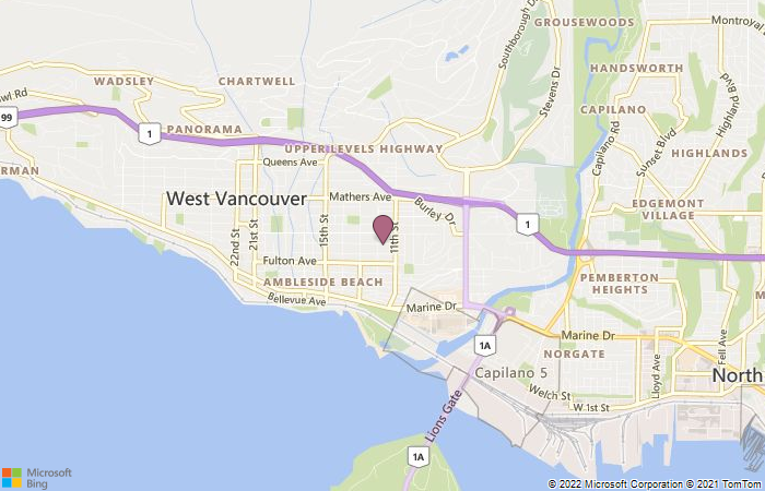 1172 Haywood Avenue West Vancouver Sold Contact Us - Vancouver-on-us-map