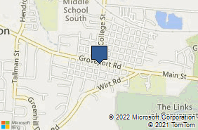 Bing Map of 495 Main St Groveport, OH 43125