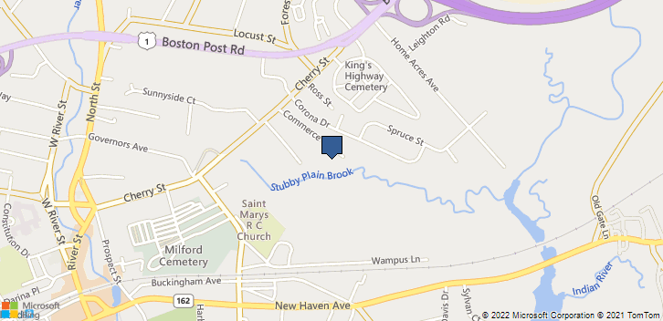 50 Commerce Park Milford, CT, 06460 Map